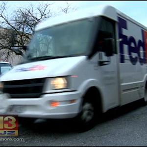 FedEx Sees Busiest Day Of The Year