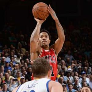Play of the Day - Derrick Rose