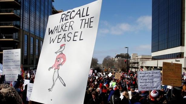 The Recall Vote on Wisconsin's Governor Looks Certain