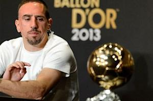 Franck Ribery: 'I deserved to win the Ballon d'Or'