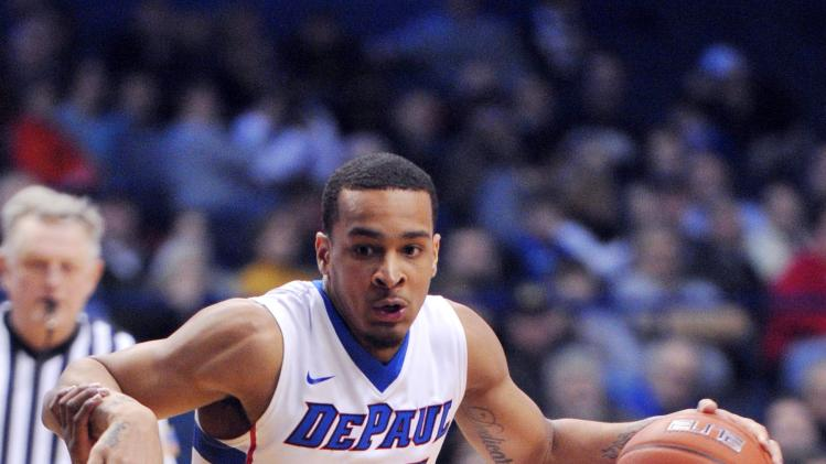 NCAA Basketball: Villanova at DePaul
