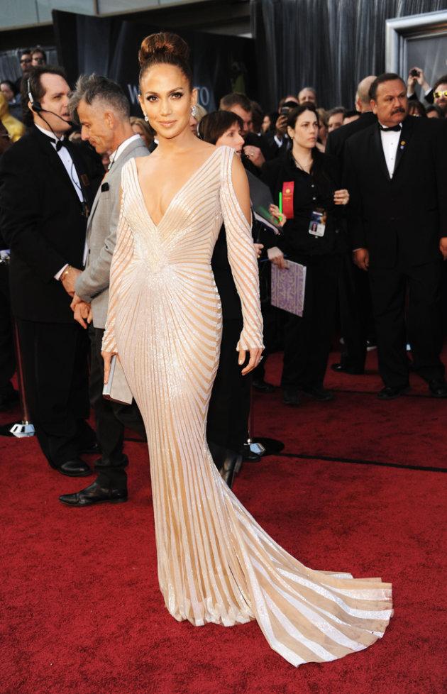 2012 Oscar Arrivals Jennifer…