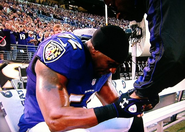 Ray Lewis pays tribute to Art Modell Lewistears
