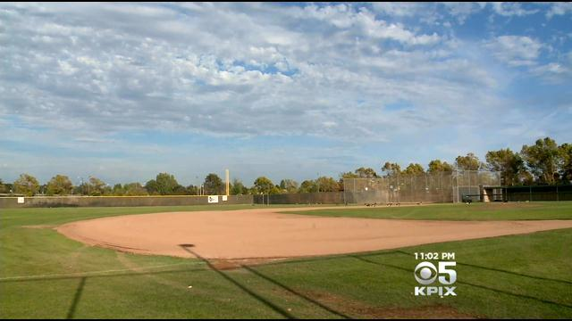 Vandals Flood Ballfield At College of Alameda