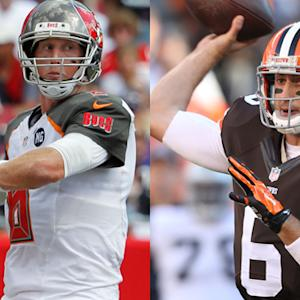 Buccaneers at Browns Preview