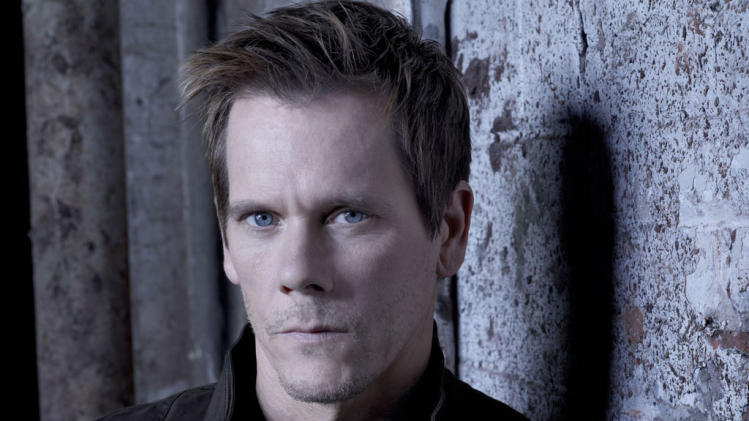 """The Following"" - Kevin Bacon"