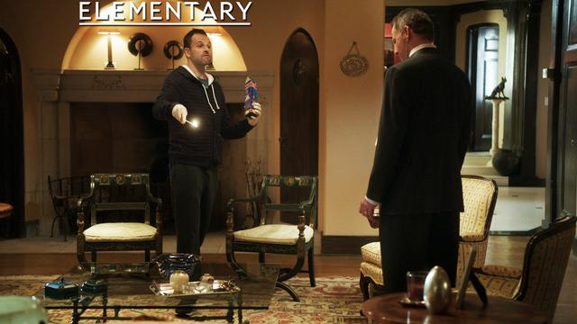 Elementary - The Perfect Mask