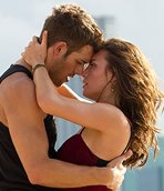 Ryan Guzman and Kathryn McCormick