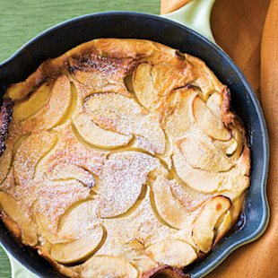 Apple Oven Cake