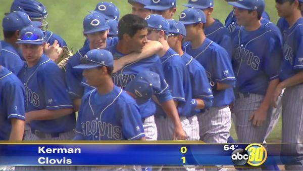 Clovis High's Gatewood No-Hits Kerman, Beats Salazar