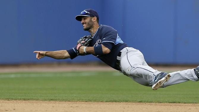 Cobb throws 3 shutout innings, Rays beat Blue Jays