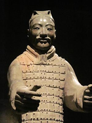 Palace of First Chinese Emperor Unearthed