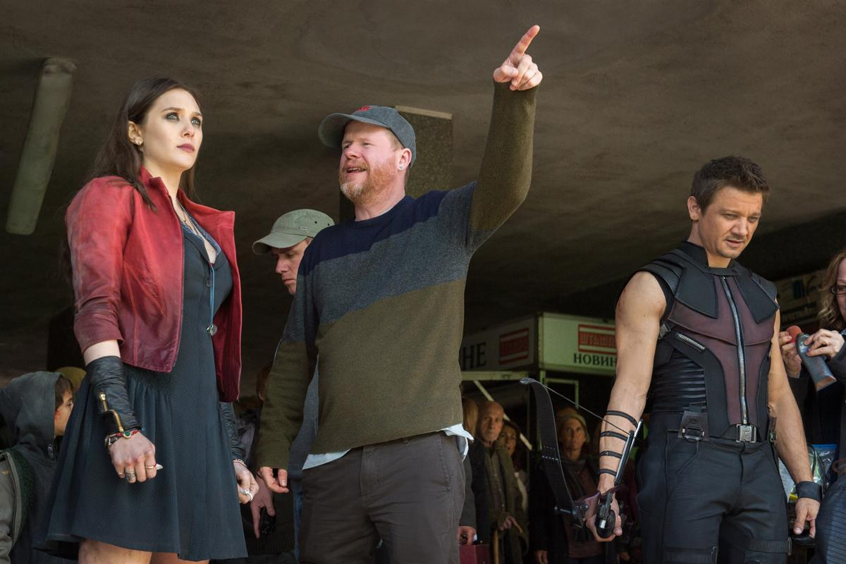 Joss Whedon on creating his beautiful monster for 'Avengers: Age Of Ultron'