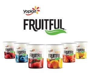 Long Love Fruit. Yoplait® Introduces Fruitful, A New Yogurt With 1/3 Cup Real Fruit In Every Container