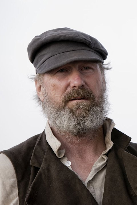 William Hurt stars as Ahab in &quot;Moby Dick.&quot; 