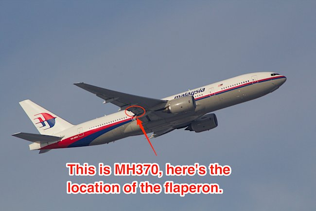 Boeing 777 MH370