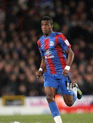 Wilfried Zaha has earned a call-up to the provisional GB Olympic football squad