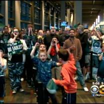Eagles Fans React To First Round Of NFL Draft
