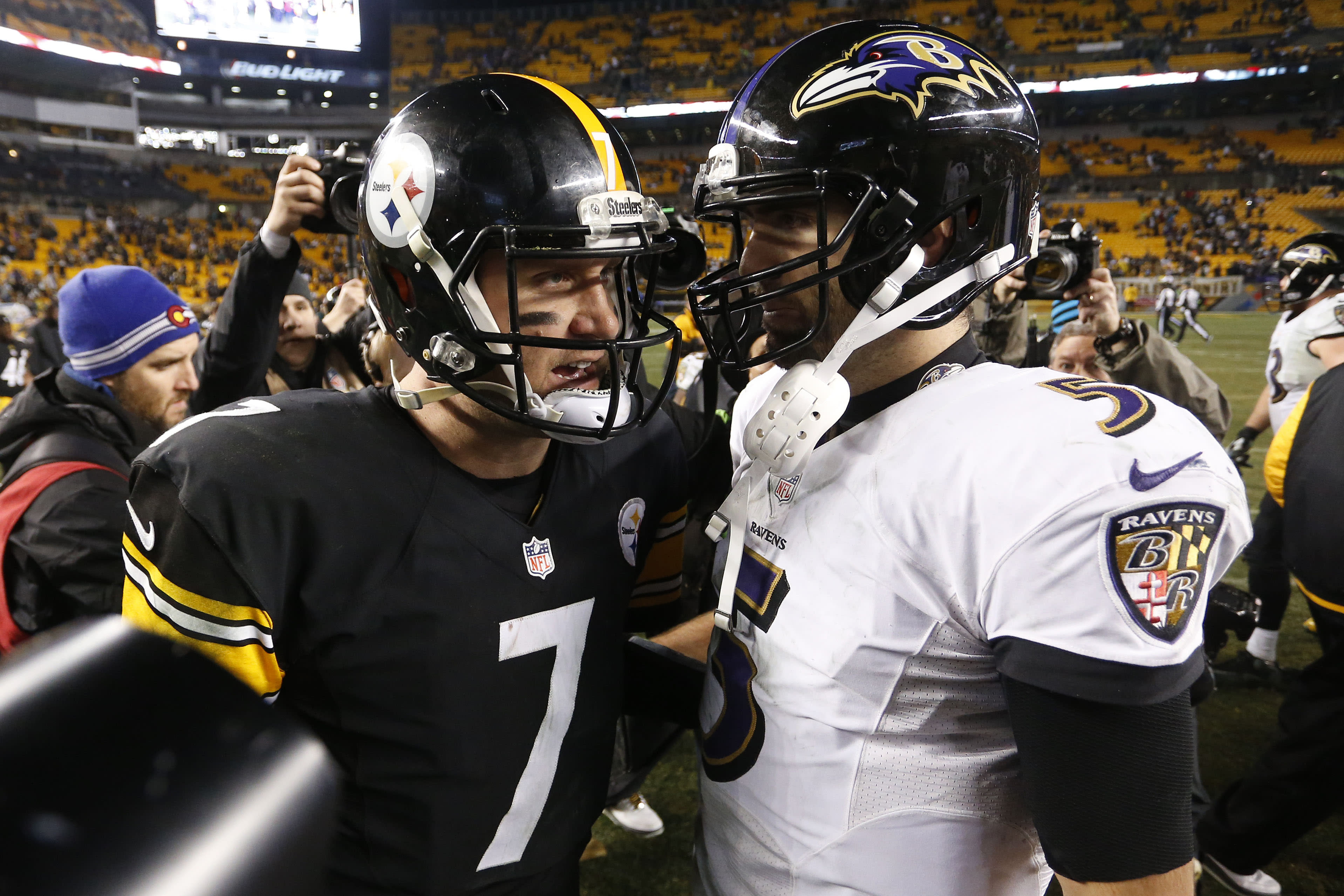 A preseason projection says Ravens are team to beat in AFC North