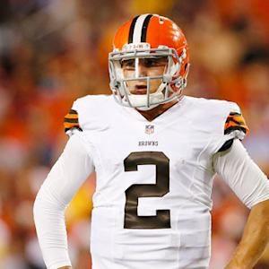 NFL NOW: Brooks: 'Manziel should have been the starter'