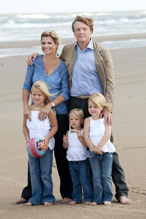 The Royal Family of the Netherlands, 2009