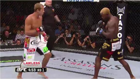 UFC 150 highlights: Cerrone vs. Guillard