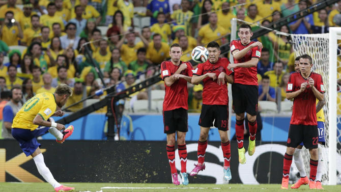 In Brazil, futebol has its own language