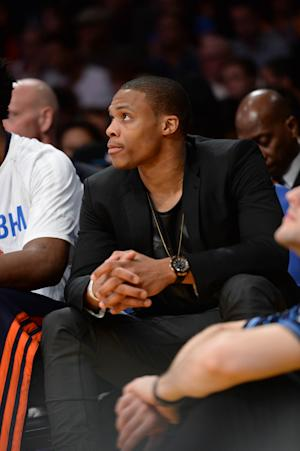 Thunder G Russell Westbrook to return vs. Heat