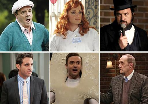 Emmys 2013: Who Should Win Outstanding Guest Actor in a Comedy Series? Take Our Poll!
