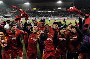On American Soccer: RSL takes time to enjoy first trophy in four years