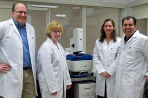 Wheeling High School Faculty Visit NanoProfessor in First Step to Introduce Nanotechnology Into Curriculum