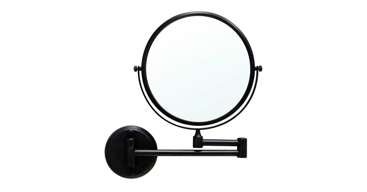 """NEW 8"""" Vanity Mirror $ 32.99. Solid BRASS Material"""