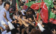 Pakistan: Imran Khan In Protest Over Drones