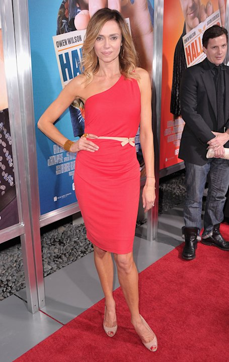 Hall Pass LA Premiere 2011 Vanessa Angel