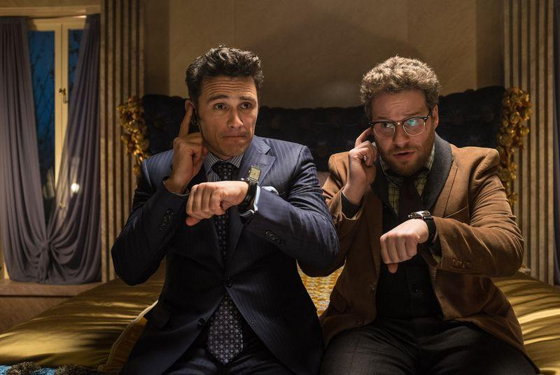 Sony says it's not caving on The Interview, but all of its promotional sites are gone