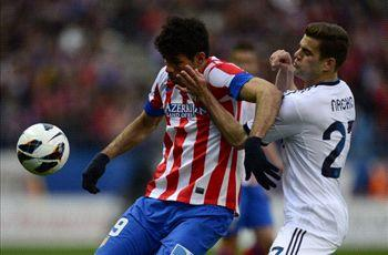 Atletico Madrid 1-2 Real Madrid: Di Maria ensures more derby despair for Rojiblancos