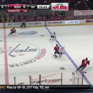 Buffalo Sabres at Washington Capitals - 09/21/2014