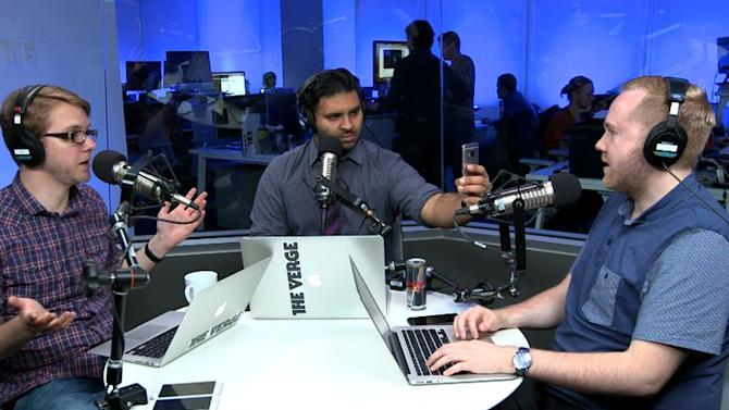 The Vergecast 146: Galaxy S6, HTC One M9, and Periscope