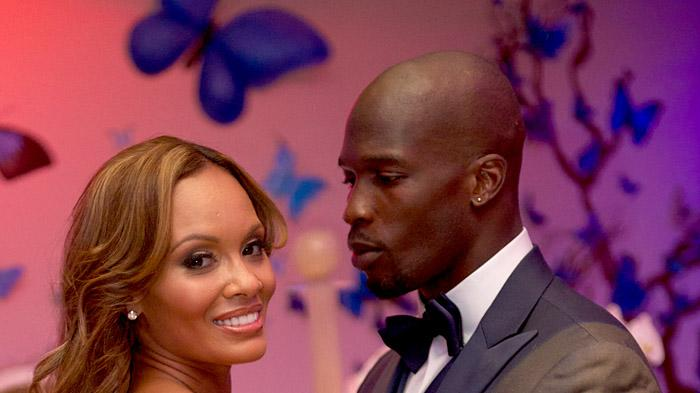 Chad Ochocinco, Evelyn Lozada