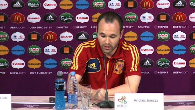 Iniesta rejects Spain's 'boring' tag