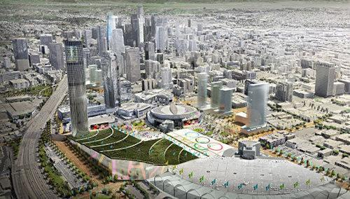 Take Olympic: Los Angeles Will Be the US's Bid City For the 2024 Olympics