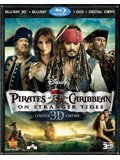 Pirates of the Caribbean: On Stranger Tides Box Art