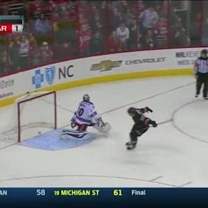 Penalty Shot: Skinner vs Lundqvist