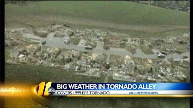 Big Weather remembers 1999 tornado that hit Moore, Okla.