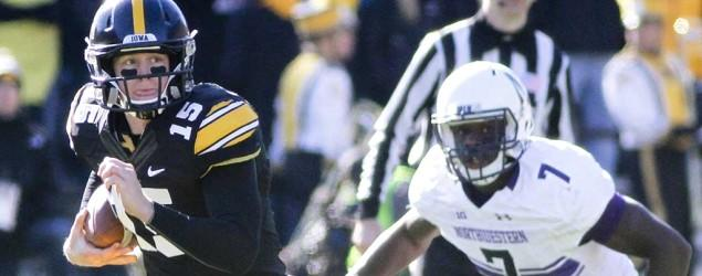 Ex-Iowa QB reportedly to join another Big 10 team