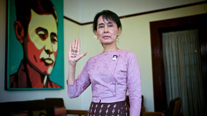 TIME Burmese dissidents