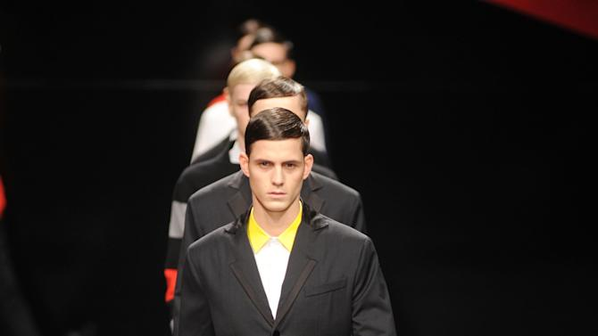 Iceberg - Runway - Milan Fashion Week Menswear Autumn/Winter 2013