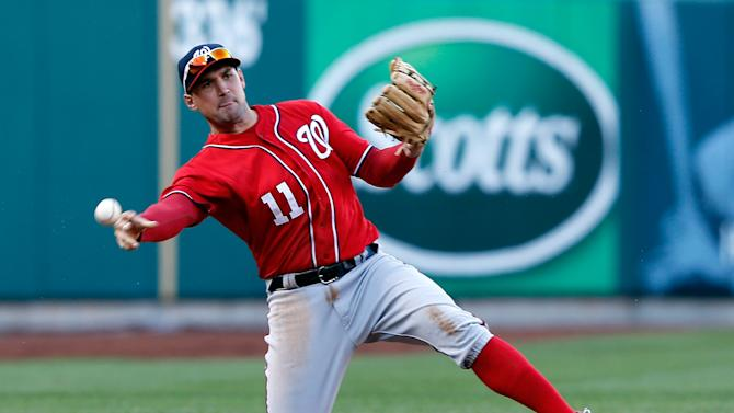 4 Washington Nationals v St Louis Cardinals - Game Two