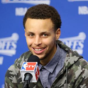 Gottlieb: Brent Barry talks Curry's daughter at press conference