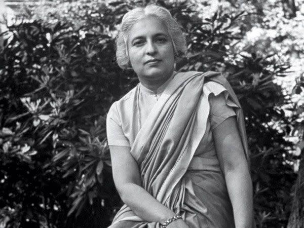 Vijaya Lakshmi Pandit
